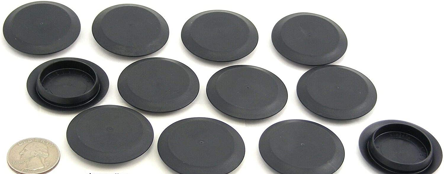 RTR_SJHTRA 12 Pieces of Flexible Fort Worth Mall Hole Plug Flush Plastic National products Snap-in