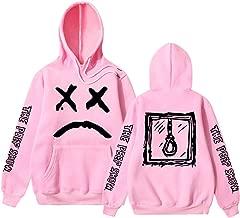 Ksone Lil Peep Hoodie Love Lil.peep Men's Sweatshirt Hooded Pullover Men's/Women's Hoodie