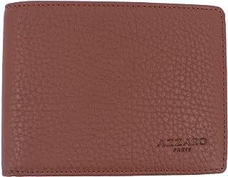 AZ908413 - Portafoglio/porta carte Azzaro Trigger in pelle di vacchetta