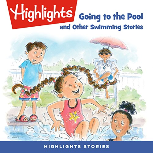 Going to the Pool and Other Swimming Stories audiobook cover art