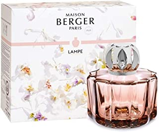 Lampe Berger GiftSet - Model Poesy - Home Fragrance Diffuser - 4 x 4 x 5 inches - Includes Fragrance Bouquet Liberty 180 milliliters - 6.08 Fluid Ounces