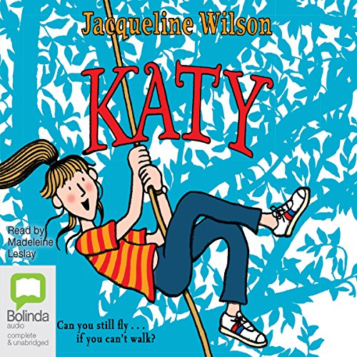 Katy audiobook cover art