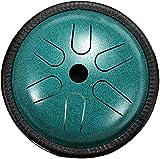 Tambor de Lengua de Acero, Tambor de tambor cáuse Clave Clave Clave de acero, tambor de tambor de tambor de tambor de tambor de tambor de acero, 5,5 pulgadas 6 nota C5 llaves de cámaras para niños Dru
