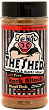 The Shed BBQ And Blues Joint Rack Attack - 10.2 Ounce