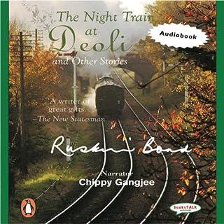 Night Train at Deoli audiobook cover art
