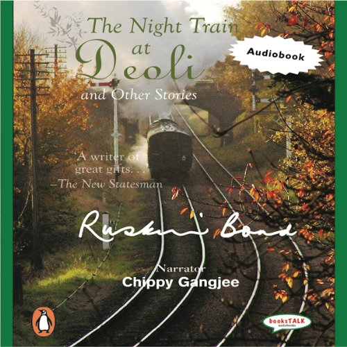 Night Train at Deoli audiobook cover art
