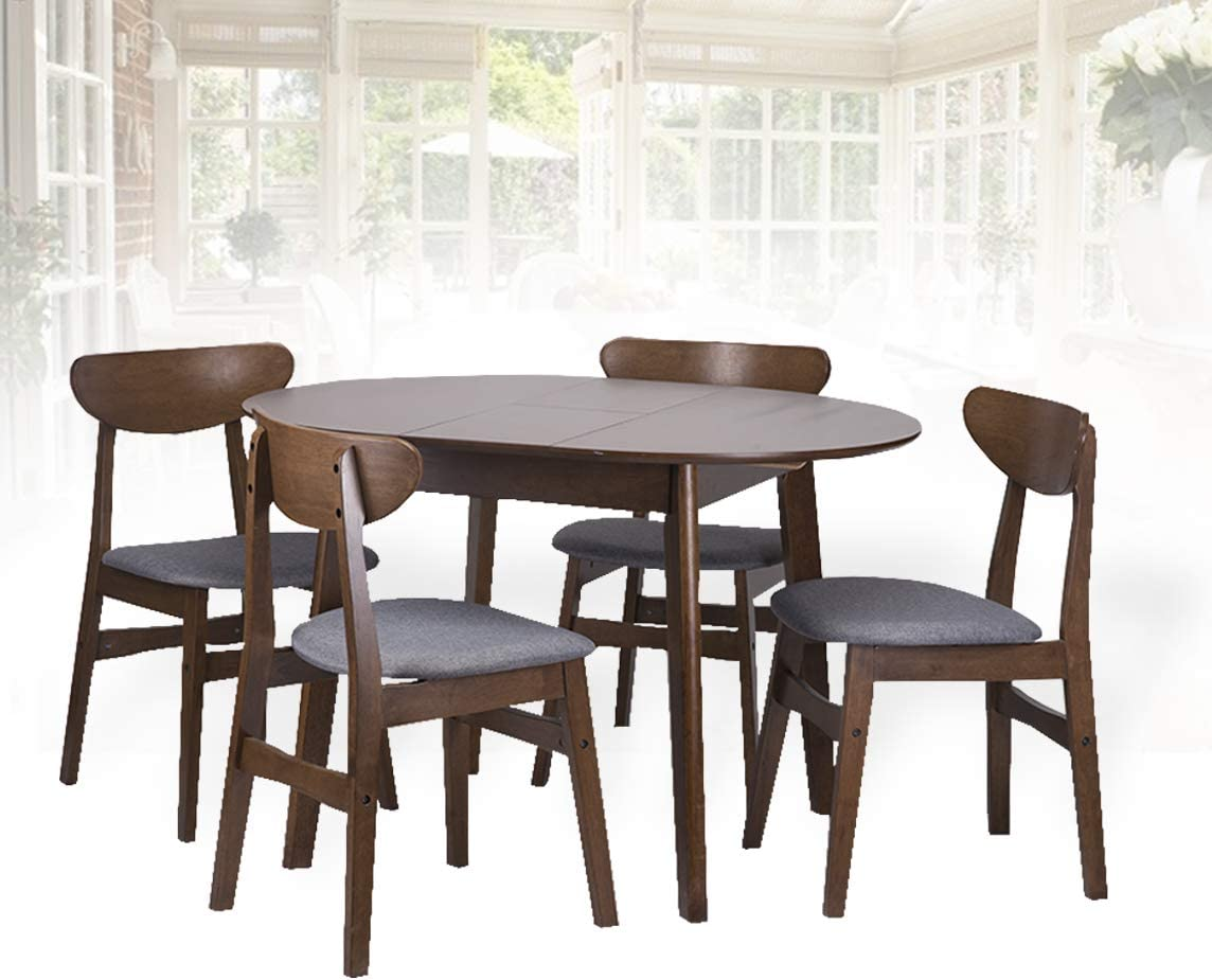 Portland Mall SK Limited time trial price New Interiors Dining Room Set Chairs of and 4 Yumiko Extendab