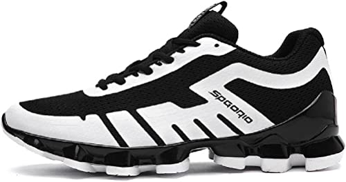 Homme Le nouveau Antidérapant Mode Chaussures de sport Chaussures de course De plein air Formateurs Chaussures plates EUR TAILLE 39-44