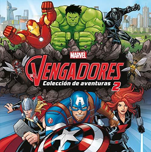 Los Vengadores. Colección de aventuras 2 (Marvel. Los Vengadores)
