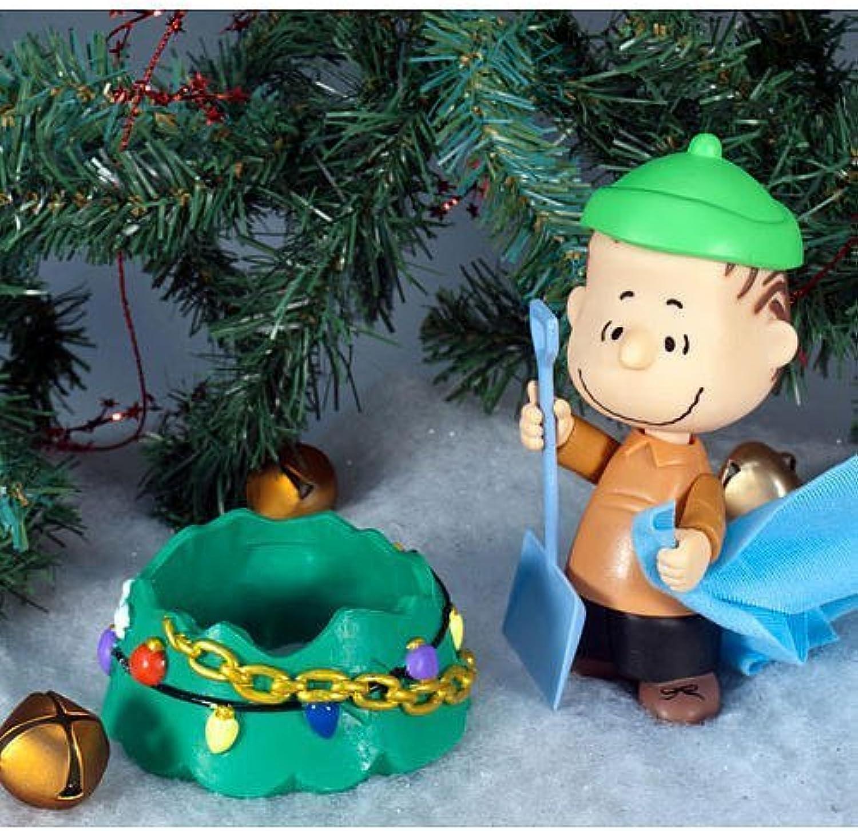 tomar hasta un 70% de descuento Peanuts 2010 Christmas Poseable Figura - Santa Snoopy by by by forever fun  edición limitada en caliente