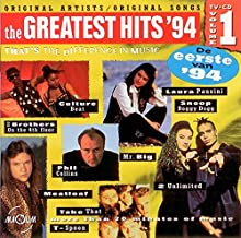 cd - the Greatest Hits '94 volume 1 (1 CD)