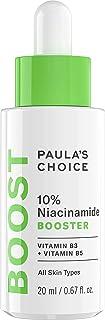 Paula's Choice 10% Niacinamide Booster Serum - Vervaagt Pigmentvlekken & Verkleint Grove Poriën - Voor een Gladde Egale Hu...