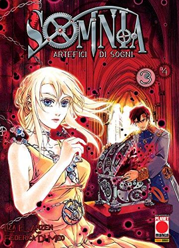 Somnia. Artefici di sogni 3 (Manga) (Italian Edition)