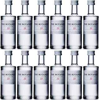 The Botanist Islay Dry Gin 5cl Miniature - 12 Pack