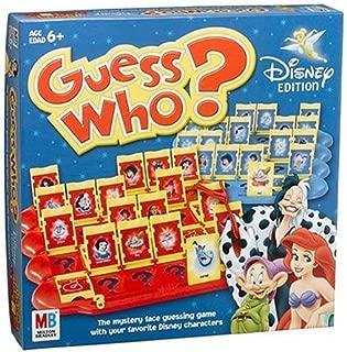 Hasbro Guess Who - Disney Edition