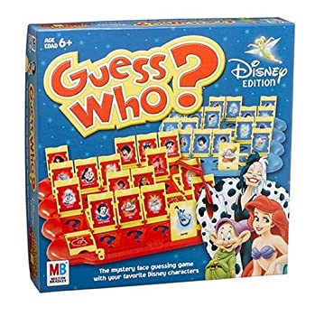 Best disney guess who Reviews