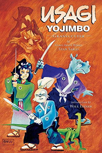 Usagi Yojimbo Volume 12: Grasscutter (English Edition)