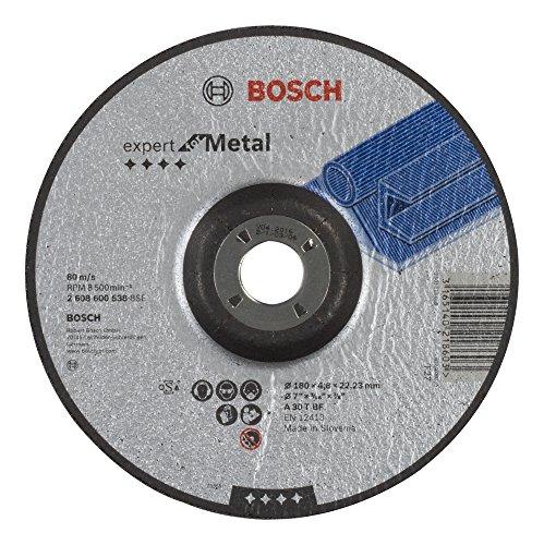 Bosch Professional Bosch 2608600538 slijpschijf voor machine- en verstekzagen 180 x 4,8 mm