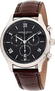 Frederique Constant Classics Quartz Movement Grey Dial Men's Watch FC-292MB5B6-DBR