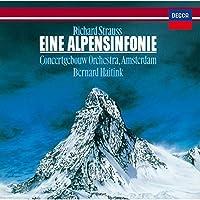 R. Strauss: Eine Alpensinfonie by Bernard Haitink