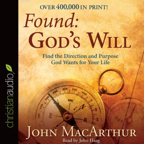 Couverture de Found: God's Will