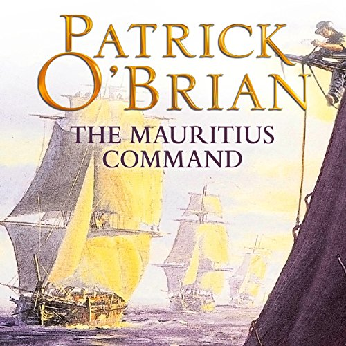 Mauritian Cookbook Cover : The mauritius command audiobook audible
