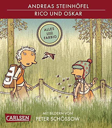 Rico und Oskar – Band 1-3 der Kinderbuch-Serie im Sammelband (Rico und Oskar)