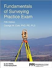 fundamentals of land surveying exam prep