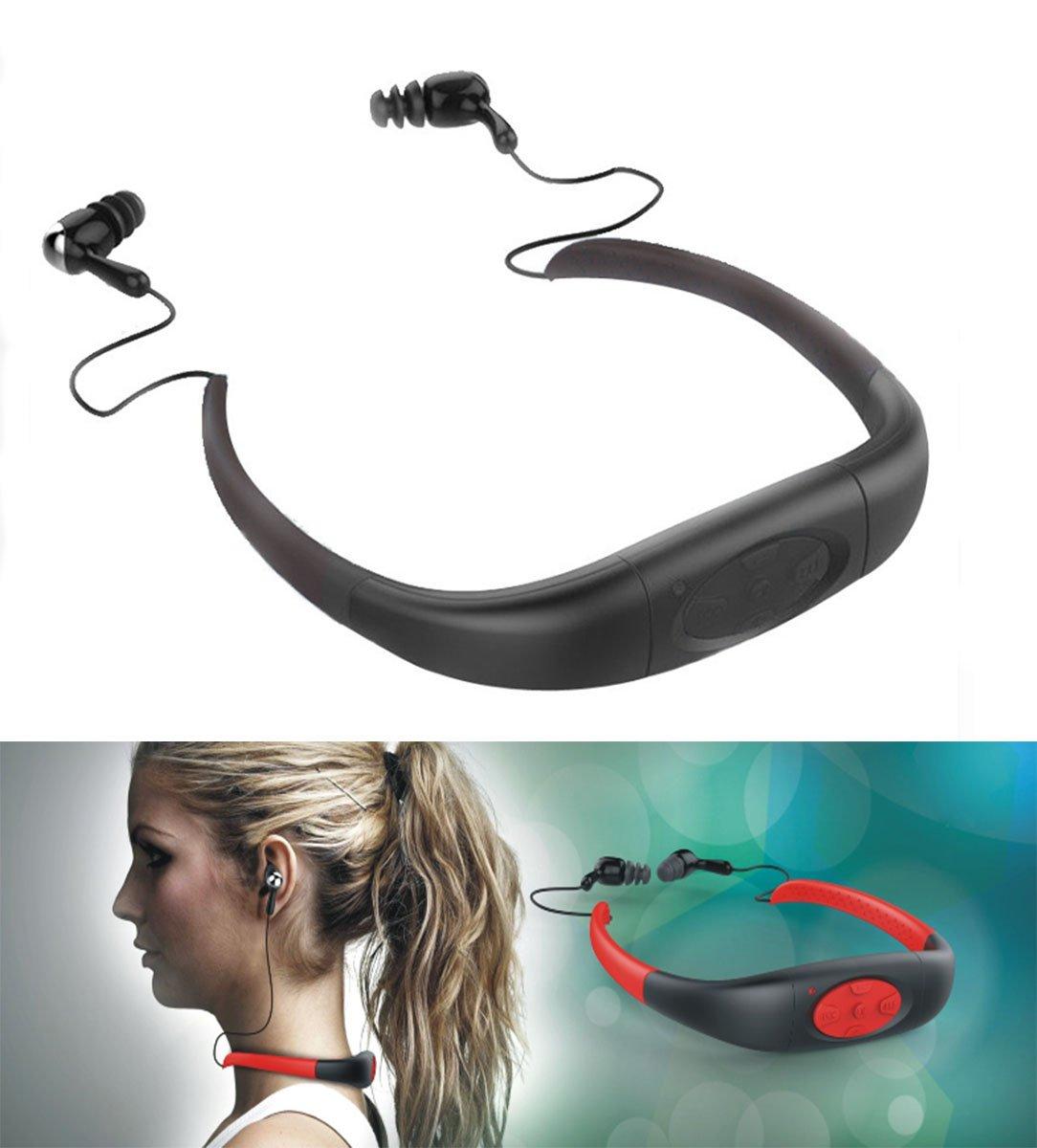iTecoSky Waterproof Underwater Neckband Headphone