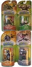 Set of 4 Skylanders SWAP Force Slobber Tooth Roller Brawl Zoo Lou Countdown