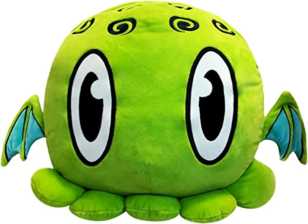 C Is For Cthulhu Blanket Stuffed Plush Pillow