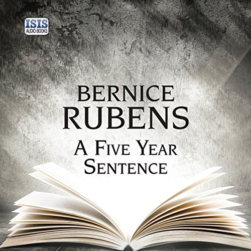 A Five Year Sentence audiobook cover art