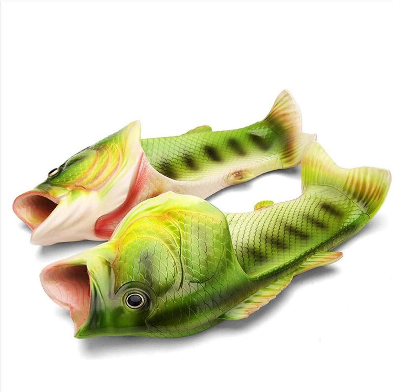 Fish Animal Slippers sommar strand Sandals Duschglidare No -Slip -Slip -Slip strand skor wear for kvinnor Man and ungar Casual skor,41  rabatt lågt pris
