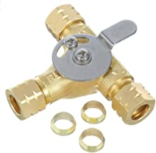 Delta R2910-MIXLF Commercial Universal Mixing Valve with 3/8 Inch Connections, N/A