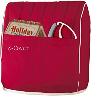 Z-Cover Stand Mixer Cover For Tilt-Head Stand - Artisan - Classic Mixers - and Bowl Lift Mixers- 100% Heavy Weight Cotton ( Red )