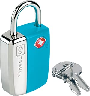 Go-Travel Sentry Lock, Blue, 338B