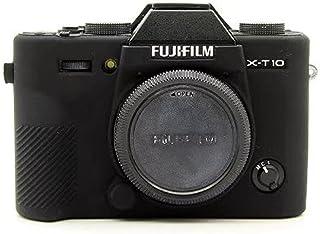 Custodia protettiva ultra leggera in neoprene per fotocamere Fujifilm X-T30 X-T20 X-T10 X-M1 Sony A6600 A6500 A6100 A6300 A6000 Canon SX540 HS SX530 HS DSLR con obiettivo fino a 120 x 73 x 87 mm