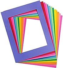 Large Colorful Frames