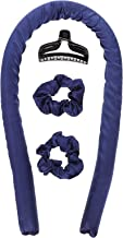 FRCOLOR Heatless Hair Curler Flexible Curling Rod Twist Foam Hair Roller No Heat Silk Curls Headband with 2 Hair Rope and ...