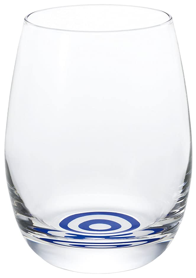 Aderia Sake Glass 7.9 oz enhancing the fragrance of Cold Sake Cold Sake Glass, Sake Tasting Cup (Kiki - Choko)