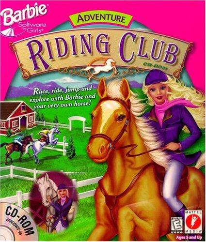 Barbie Adventure Riding Club (CD-ROM)