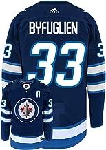 adidas Dustin Byfuglien Winnipeg Jets Authentic Home NHL Hockey Jersey