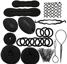 Best hair bun accessories how to use Reviews