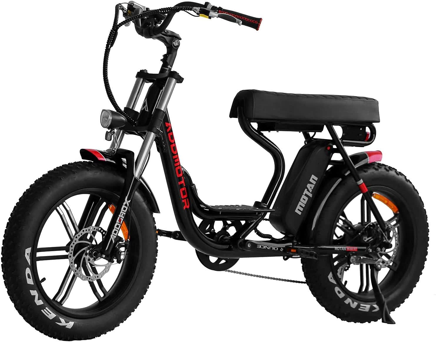 Addmotor M-66 Dealing full price reduction R7 Fat Tire Bike Electric fo 20