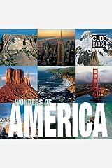 Wonders of America (CubeBook) Hardcover