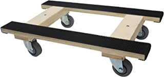 Forearm Forklift FFH-C35 Professional Heavy Duty Moving Dolly with Full Length Tread | Non-Slip Rubber Ends for Heavier Items Like Filing Cabinets | 900 Lb Capacity | 18