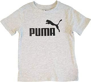 PUMA Little Boys' No. 1 Logo Tee