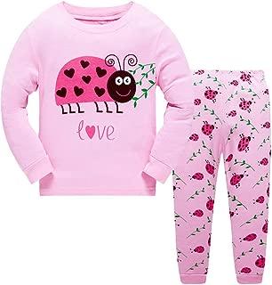 ladybug pajamas for toddlers