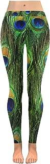 Custom Christmas Cat Stretchy Capri Leggings Skinny Pants for Yoga Running Pilates Gym(2XS-5XL)