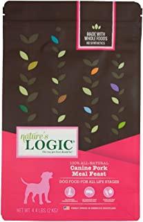 NatureS Logic Dog Food Canine Meal Feast, ...